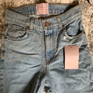 Revice Jeans Light Blue Wash